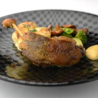鶏肉のグリル(ビストロ タカ )