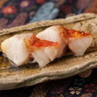 金目鯛の塩焼き(吉扇 )