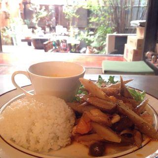 プレートランチ(カフェイチマルマルイチ (Cafe1001))