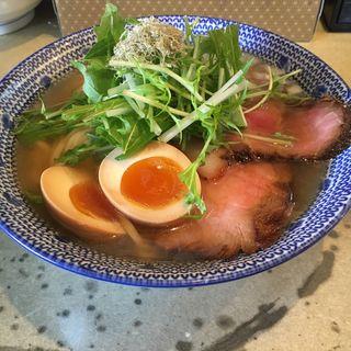 飛魚そば(島田製麺食堂 )