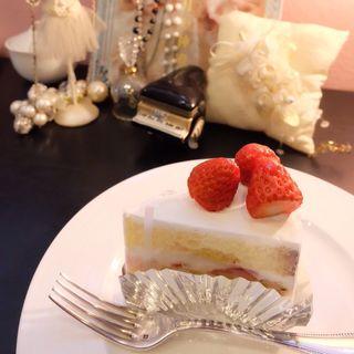 苺のショートケーキ(トゥレ・ドゥー )
