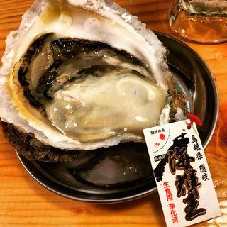 岩牡蠣 海輝王(牡蠣ベロ)