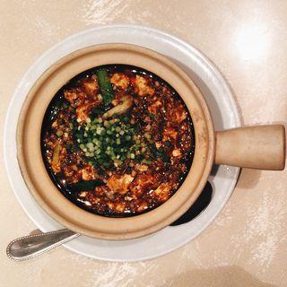 麻婆豆腐(龍の子 )