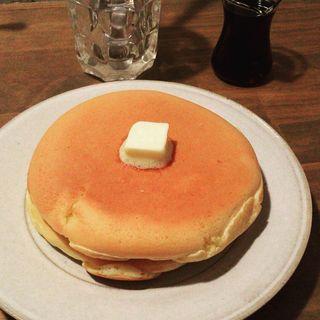 ホットケーキ(ヤギー )