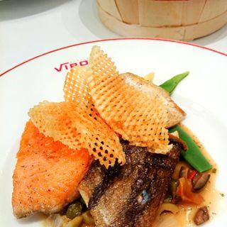 三種の鮮魚のポアレ(ブラッスリー・ヴィロン 丸の内店 (Brasserie VIRON ))