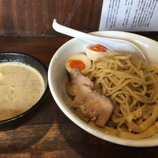 濃厚つけ麺 味玉 醤油(ようすけ (【旧店名】うまいの亭))