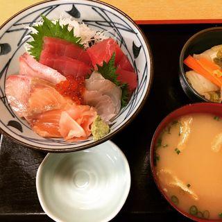 海鮮丼 限定15食(庄や西永福駅前店)