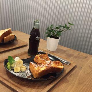 フレンチトースト(コーラ)(コージーガーデン)