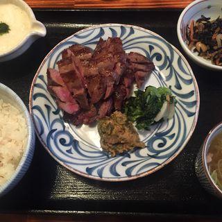 牛タン定食(仙台牛たん焼 恵比寿 とらまつ)