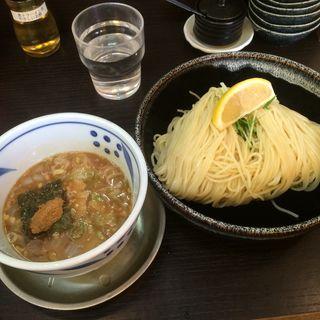 魚介豚骨つけ麺(麺屋 むら田 (メンヤムラタ))