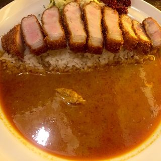 カツカレー(般゜若大阪福島店 (PANNYA CAFE CURRY))