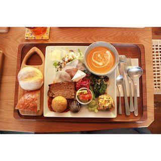 ランチプレート(モノイレ カフェ (monoile cafe))