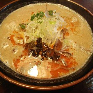 辛味ラーメン 赤(博多ラーメン 焚屋 (たきや))