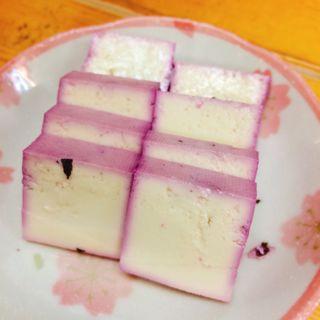 酢豆腐(もつ焼 でん 水道橋店 )