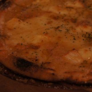 4種のチーズとハチミツのPIZZA(10インチ)(ヨーキーズブランチ (YORKYS BRUNCH))