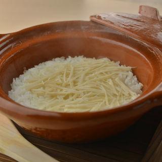 みょうが土鍋(銀座 喰い切りひら山 (ひら山))