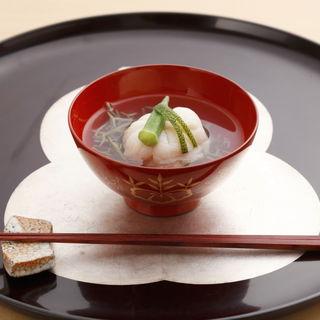 海老真薯 じゅんさい(いしづか )