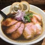 煮干しブラックちゃーしゅー(和心 武庫之荘店 )