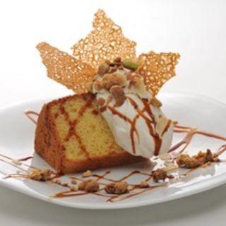 caramelシフォンケーキ(スミレオオサカ (sumile OSAKA))
