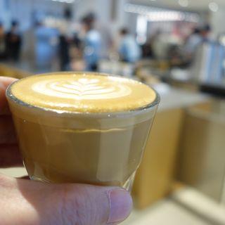 ジブラルタルコーヒー(ブルーボトルコーヒー 新宿 )