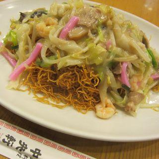 皿うどん(中央軒 なんばウォーク東店 (チュウオウケン))