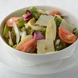 グリル温野菜(トラットリア ガルガ)