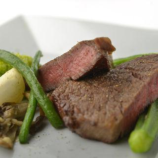 本日の肉料理(ル コフレ)