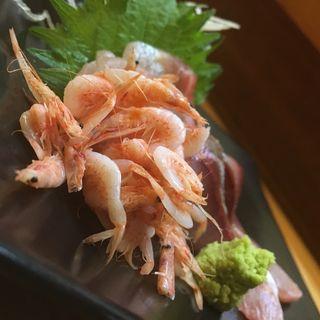 釜揚げ 桜えび(愛情たっぷり手料理 やきとり・しゃぶしゃぶ 来幸 )
