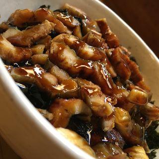 穴子丼(愛情たっぷり手料理 やきとり・しゃぶしゃぶ 来幸 )
