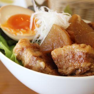 特製豚の角煮 ハーフサイズ(カフェ・リネア (Cafe Linnea))