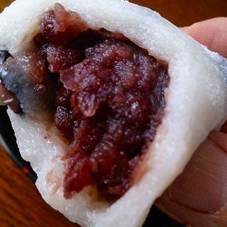 豆大福(美よし乃餅店)