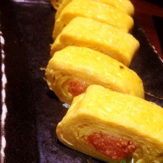 明太玉子焼き(博多餃子舎603 西新宿店 (ろくまるさん))
