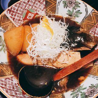 ぶり大根(夷川 燕楽 (えびすがわ えんらく))