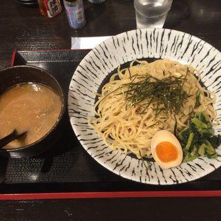 魚介豚骨つけ麺(らぁめん こらぼるた )