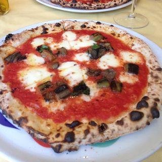 サンタルチアランチ(エ・ピッツェリア・ダ・イーヴォ (Ristorante e Pizzeria da IVO))