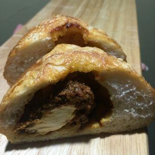 チーズカレー(レ パン ファボリ (Les pains favoris))