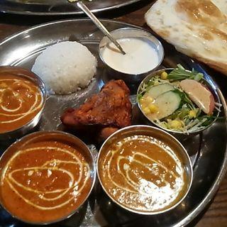 タンドリータリー(インド料理 マハラニ )