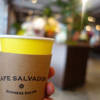 ドリップコーヒー(カフェ サルバドル ビジネス サロン (CAFE SALVADOR BUSINESS SALON))