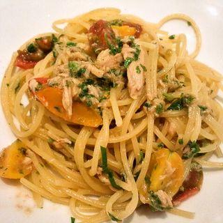 ツナとアンチョビ パプリカのサラダ(Aランチ)(トラットリア ラ・ヴォーチェ (Trattoria La Voce))