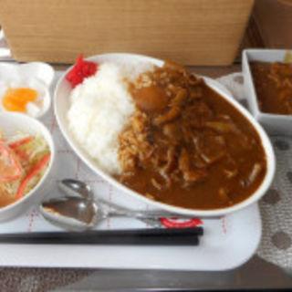 ホルモンカレー(はせ牛 (ハセギュウ))