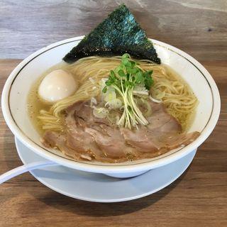 塩中華そば(麺や マルショウ 塚口店 )