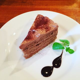 チョコレートケーキ(CAFE JI*MAMA (ジーママ))