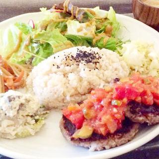 本日のご飯プレート(ノラネコ キッチン (noraneco kitchen))