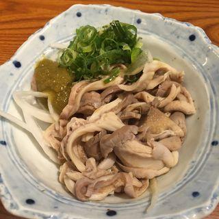 酢もつ(龍馬 軍鶏農場 京都三条大橋店 )