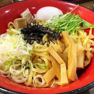 角煮油そば(油そば総本店 西新宿本店 )