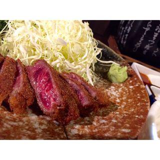 牛カツ(牛かつ もと村 渋谷店 )