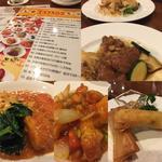 テーブルオーダーバイキング62(東京ドームホテル札幌 中国料理 緑花)