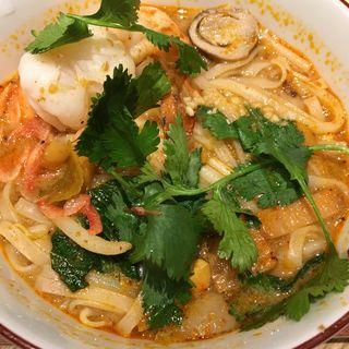 トムヤム麺(センディーテラス (SENGDEE TERRACE))