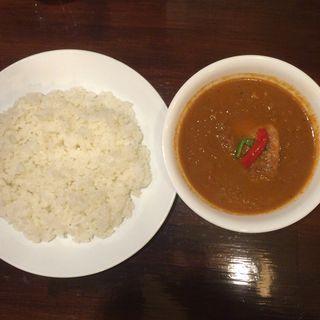 チキンカレー(curry草枕)
