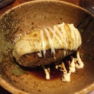 チーズつくね(遊食彩宴居酒屋 Jambo家 (ジャンボヤ))